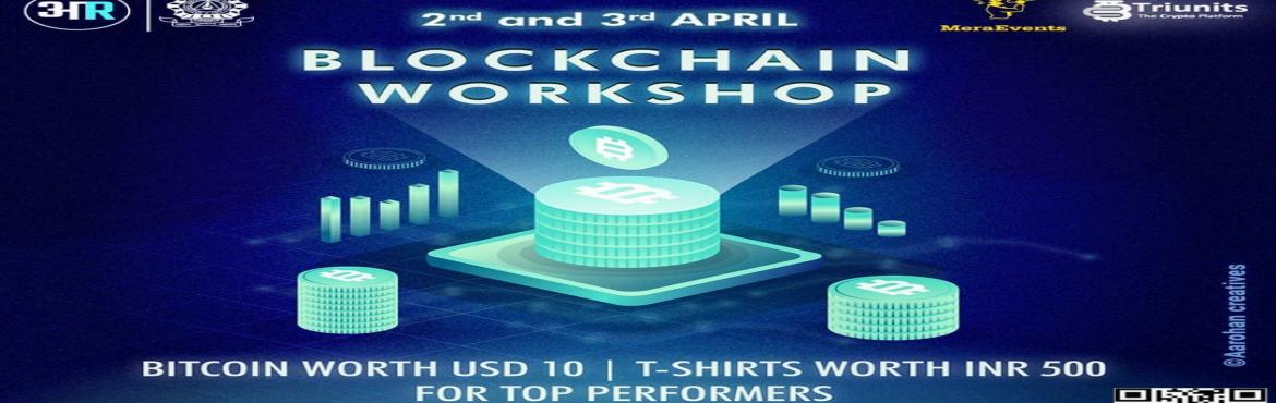 Book Online Tickets for Cryptocurrency and Blockchain Workshop a, . While Bitcoin soars higher than ever and cryptocurrency trading gains popularity, it might be wise to fully grasp the concept that lies behind it.To help you stay at par with the latest in tech, Aarohan, by Team Aavishkar brings to you the Cryp
