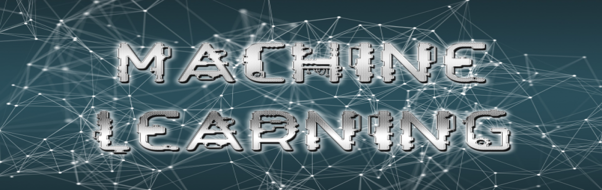 Book Online Tickets for Workshop on Machine Learning, . Machine Learning is the science of getting computers to learn and act like humans do, and improve their learning over time in autonomous fashion, by feeding them data and information in the form of observations and real-world interactions.The f
