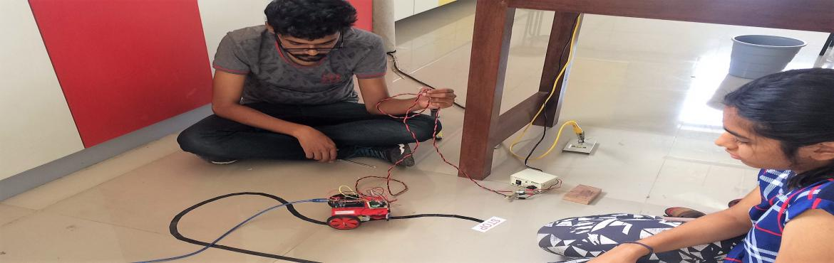 Book Online Tickets for Arduino for beginners , Bengaluru. An Ideal course for beginners to understand the Arduino & Arduino (Sketch) Programming, Internet of Things, building basic circuits and few robots. Module will cover following theory and hands on projects:  Arduino Uno overview Arduino Uno Sketch