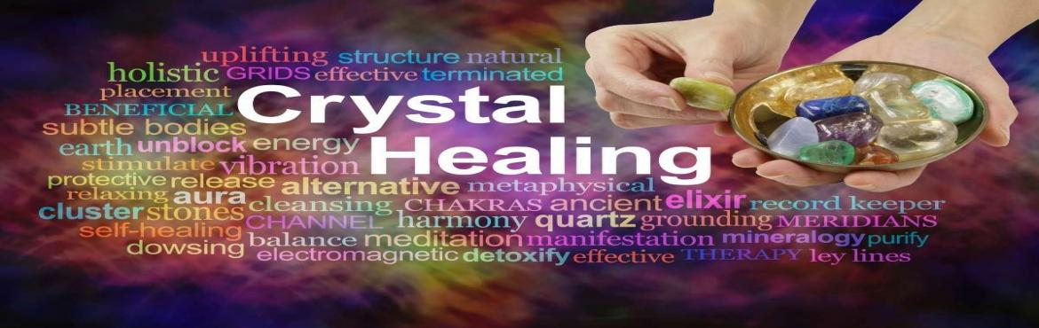 Book Online Tickets for Become Crystal Healing Therapist | Advan, .  Become Crystal Healing Therapist Advance Crystal Training Workshop by Neha Thakkar What you\'ll learn  Learn why crystals are able to assist with healing Understand how crystals are able to bolster healing Learn the basics of Chakras and their