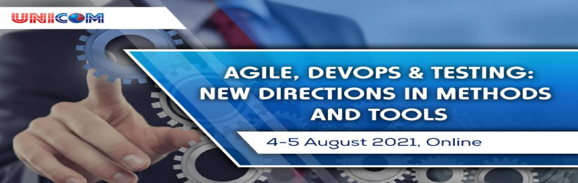"""Book Online Tickets for Agile, DevOps and Testing: New Direction, Bengaluru. In the last two decades, almost every business sector has changed and have investigated how to adopt and use new practices. They have changed their focus in development,testing so that """"stuff works as it should"""" and their buil"""