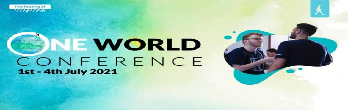 Book Online Tickets for One World Conference, . Have you heard or been a part of any AIESEC conferences? Well, it\'s your time to get amazed.  One World Conference is a conference hosted by AIESEC in Ahmedabad for the world. The conference is focused on three major aspects: Exploring C