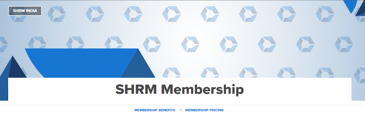 Book Online Tickets for SHRM Global Internet Membership, Gurugram. Join SHRM, a lifelong career partner with a community of 300,000+ members across the globe, to gain access to key tools and resources to support your day-to-day role as we continue to make better workplaces for a better world. Visit:SHRM Member