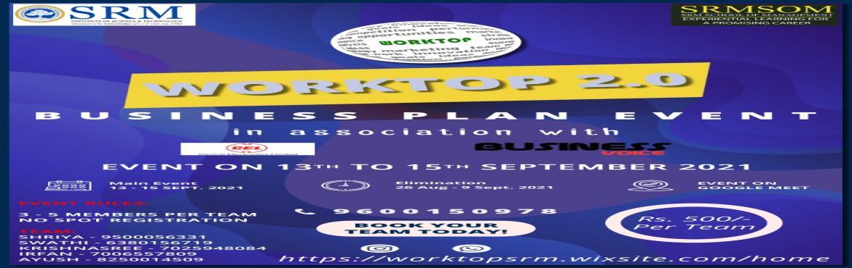 Book Online Tickets for WORKTOP 2.0, . EVENT WEBSITE