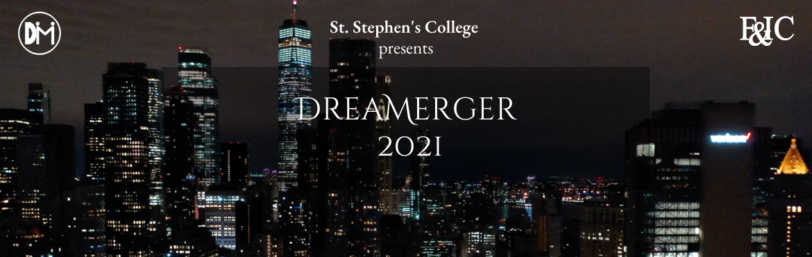 Book Online Tickets for DreaMerger 2021, . Do you have what it takes to navigate a successful M&A? With millions of dollars at stake and multiple avenues to pursue, step into the shoes of an Investment Banker and devise a master plan that could make or break a company. Do you really think