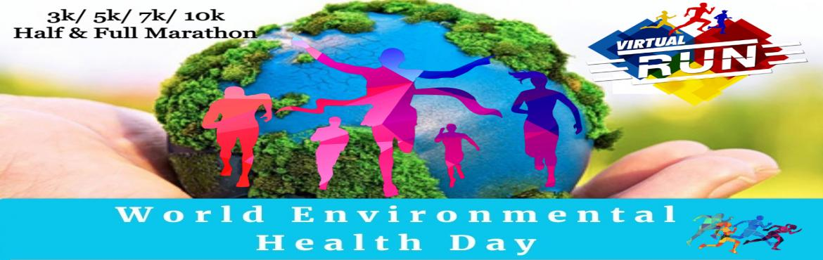 """Book Online Tickets for World Environmental Health Day Run - VIR, .  MAA EVENTS MANAGEMENT™is planning to organize the  """"World Environmental Health Day Run - VIRTUAL RUN""""  Every Year we organize Event in Differ"""