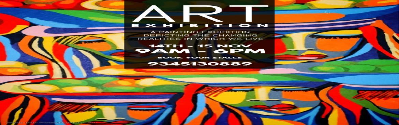 Book Online Tickets for art expo tiruchengode, Tiruchengo. art exhibition at tiruchengode on november 14,15 , 2021