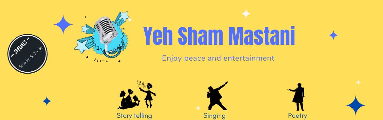 Book Online Tickets for Yeh Sham Mastani | NUTS, Noida. नोएडा की सबसे मस्तानी शाम \