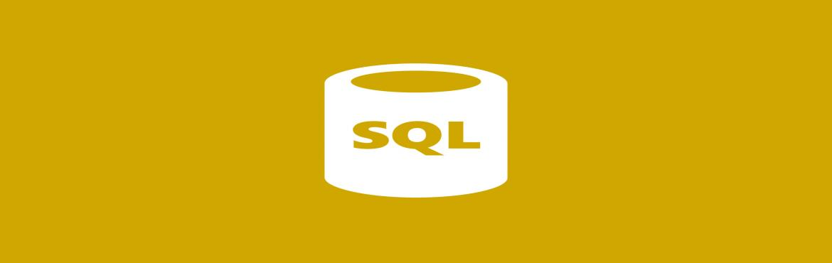 Book Online Tickets for Learn Complete SQL Programming, . SQL PROGRAMMING COURSE DETAILS  Course Material: Textbook by the trainers & presentation material Course Details: This course is designed to train and prepare you for Oracle Database SQL Certified Associate Certification (1Z0-071). Tr