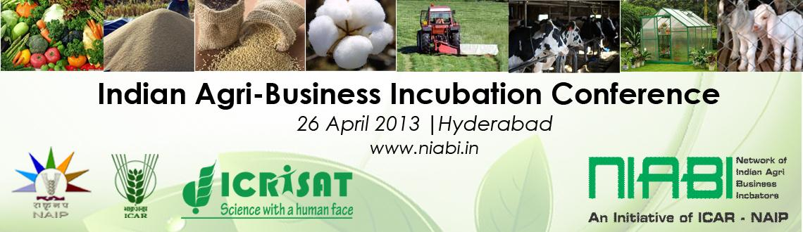 Indian Agri-Business Incubation Conference