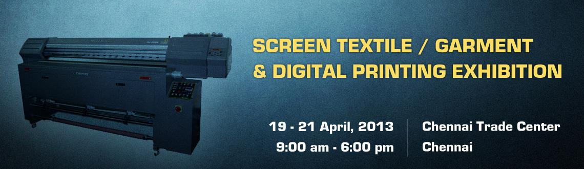 Screen & Textile printing Expo