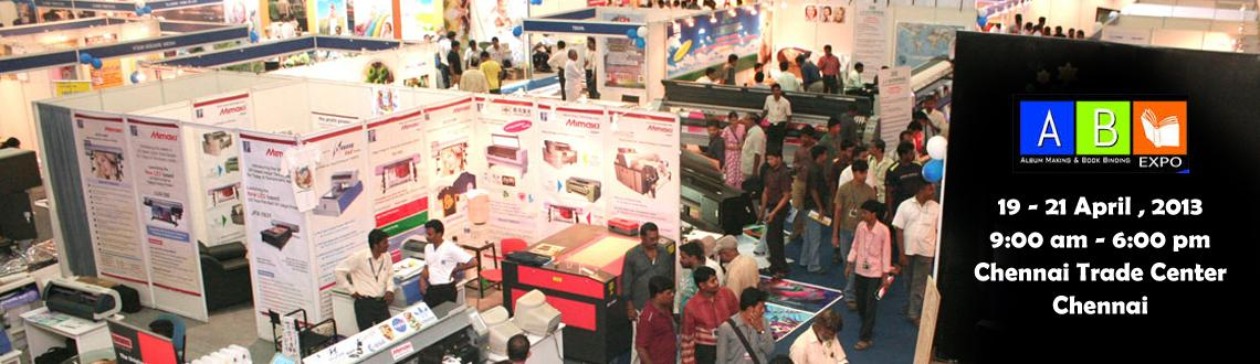 Book Online Tickets for AB Expo, Chennai. AB Tech Expo 2013 is synonymous with high quality bakery ingredients and equipment, serving as a one-stop-shop for Italy\\\'s professional bakers and confectioners. Building on the support and attendance of major industry players at its last showing,