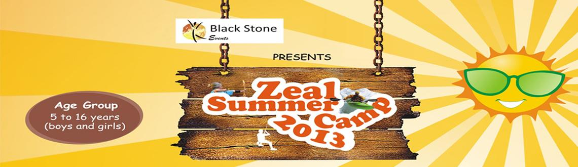 Zeal Summer Camp Vol.2 from Linkin Minds @ Adventure Plus