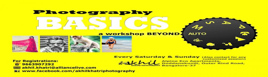 8th Photography Workshop by Akhil Khatri