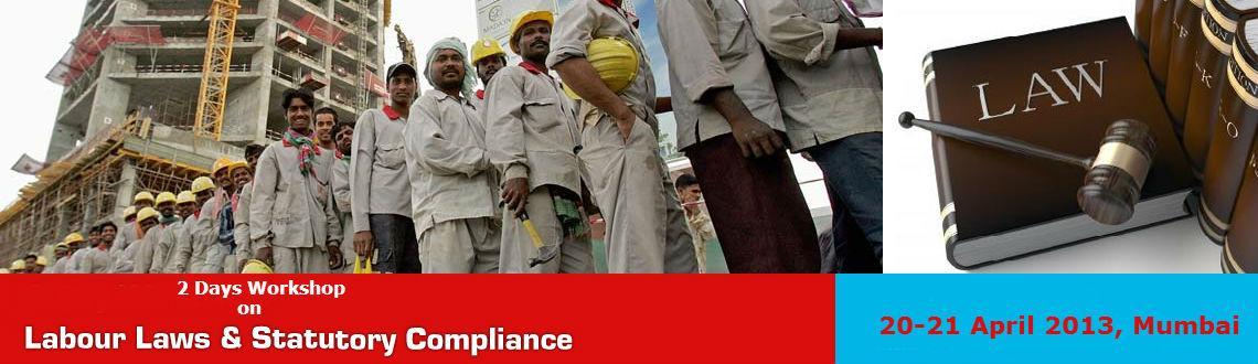 Labour Laws & Statutory Compliance-Mumbai