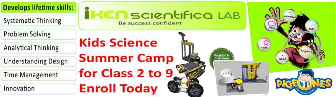 Science Summer Camp in Chennai