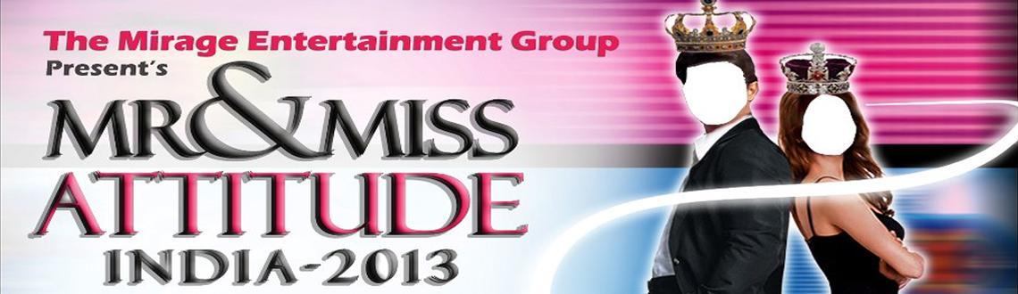 Mr & Miss Attitude 2013