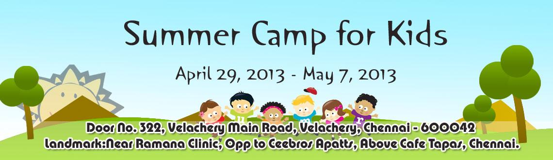 Summer Camp 2013 @ LDS