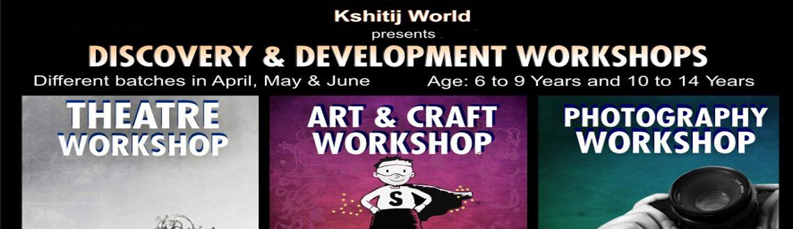 Kshitij Organized Photography Workshop in Mulund