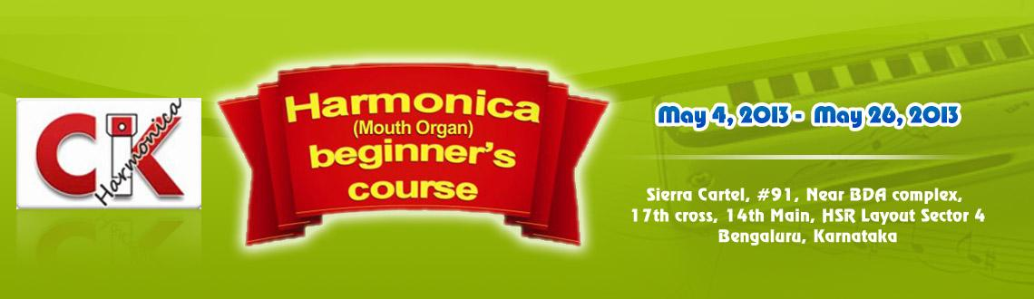 CK\'s Harmonica Mega Workshop for Beginners