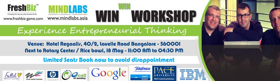 Book Online Tickets for Multi Dimensional Entrepreneurial Thinki, Bengaluru. 