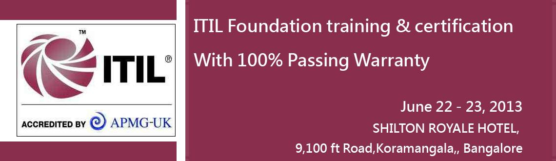 Book Online Tickets for itil certification training in bangalore, Bengaluru. Hello Professional,Greetings from QLogy...!!!ITIL is collection of good practices in IT Service Management:ITIL® Service Strategy,ITIL® Service Design,ITIL® Service Transition,ITIL® Service Operation,ITIL® Continual Service Improv