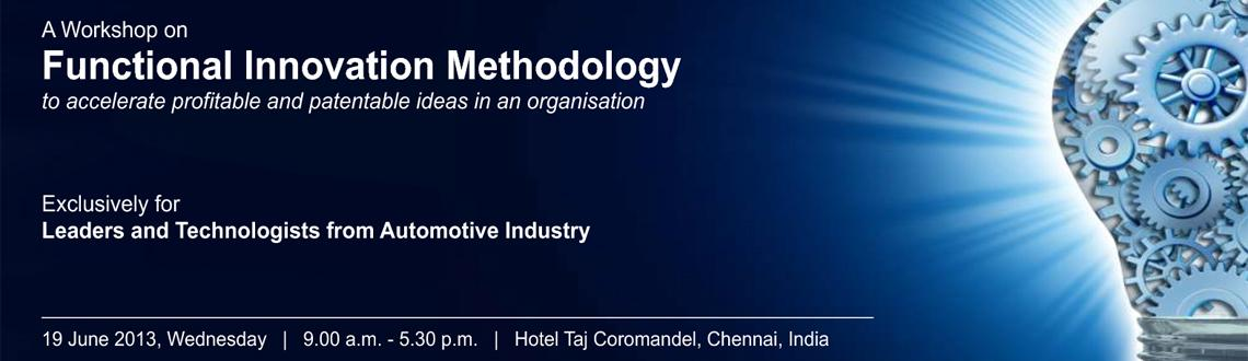 Book Online Tickets for A workshop on Workshop on Functional Inn, Chennai. Exclusively for