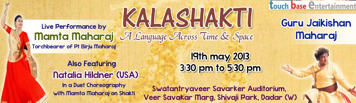 Kalashakti - A language across time and space.