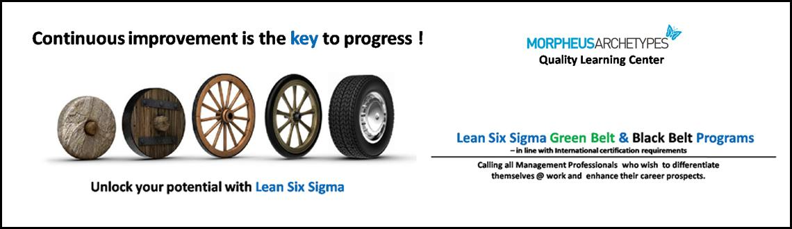 4 day Lean Six Sigma Green Belt Certification Program
