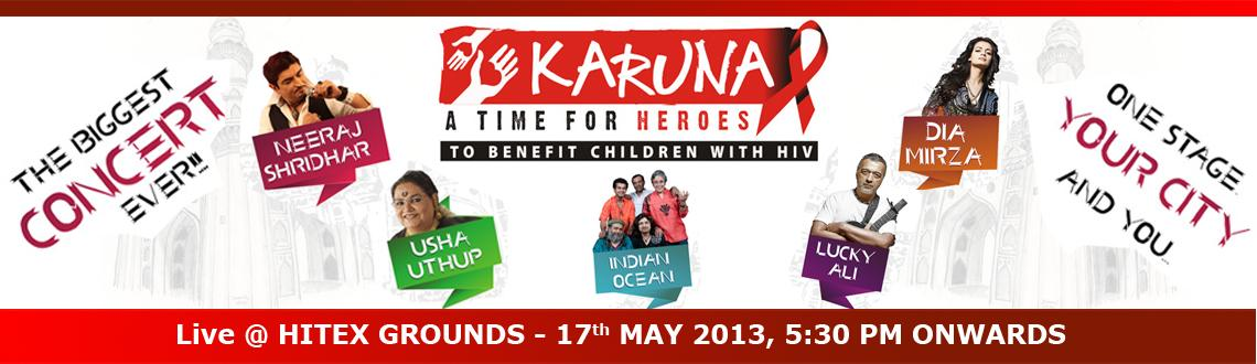 Karuna - A Time for Heroes