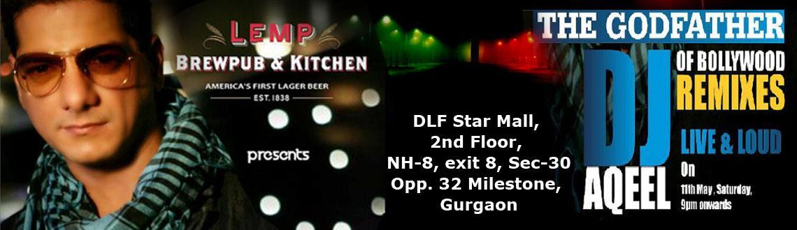 Book Online Tickets for DJ Aqeel Live, Gurugram.  ★★★★â˜�