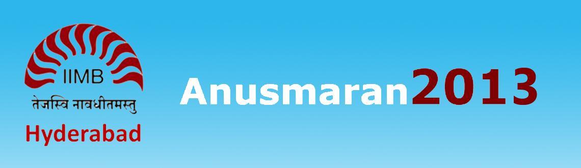 Anusmaran 2013