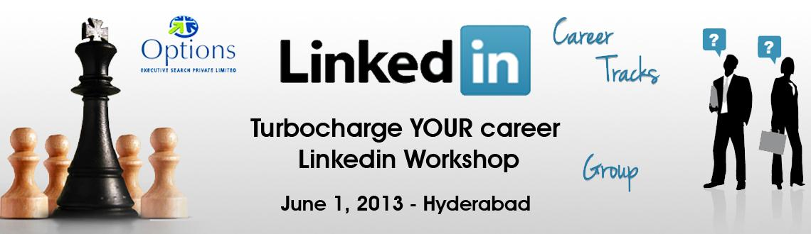 Turbocharge YOUR career -Linkedin Workshop