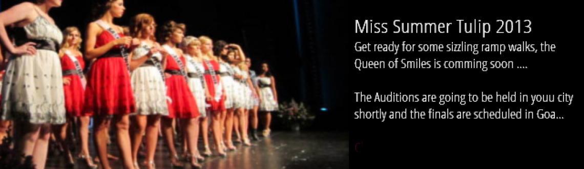 Miss Summer Tulip India 2013 Grand Finale @ Goa