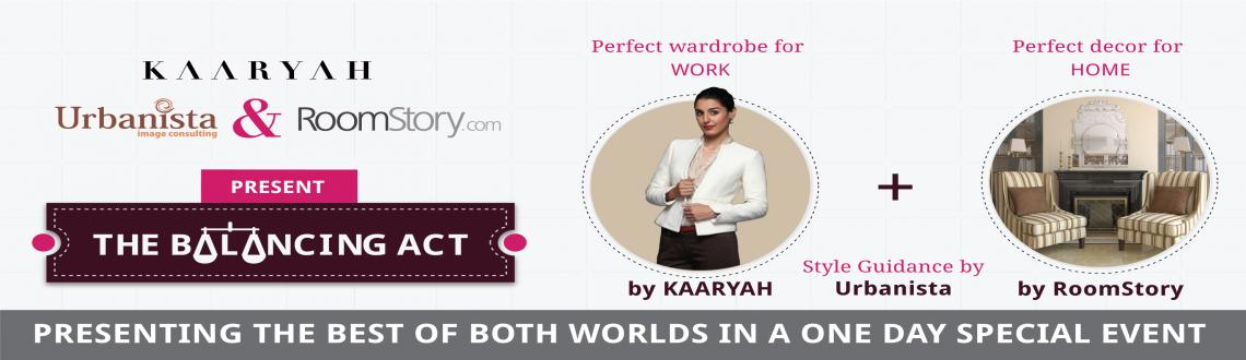 Book Online Tickets for The Balancing Act, NewDelhi. 