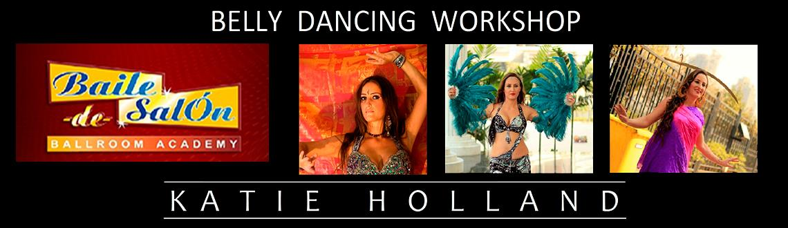 Belly Dancing Workshop with International Faculty