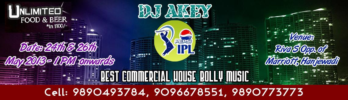 IPL Screening Semi Finals and Finals at Kiva\'s Hinjewadi
