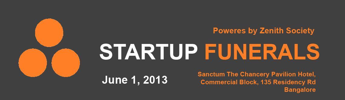 Startup Funerals Conference Bengaluru