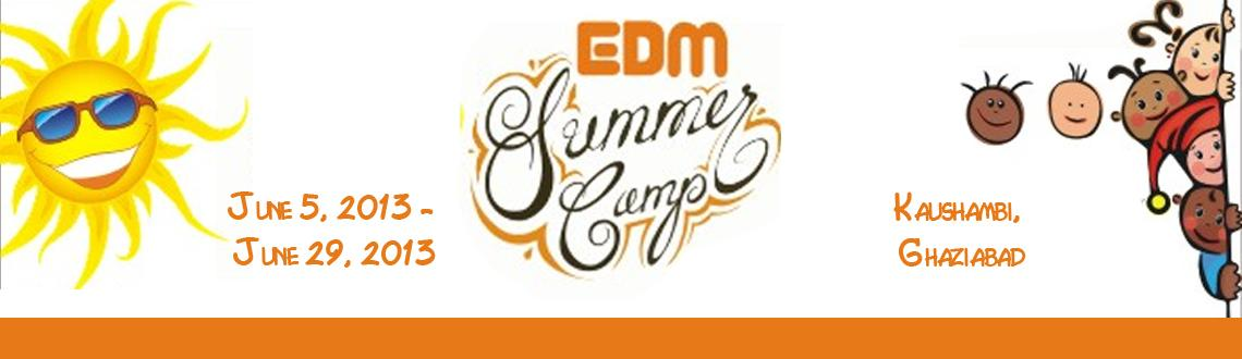 Book Online Tickets for SUMMER CAMP IN EDM MALL BY MAGIC COMMUNI, Ghaziabad. Summer Camp in EDM Mall by Magic Communications.Starting from 1st June to 29th June.
