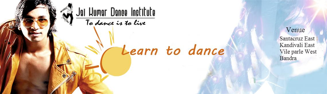 Book Online Tickets for Dance Classes by Jay Kumar Dance Institu, Mumbai.  Dance Classes  by Jay Kumar Dance Institute  Jay Kumar Dance Institute announce the DANCE CLASSES in the different parts of Mumbai.        Dance Centres    Class Venue Starting Dates Class Day