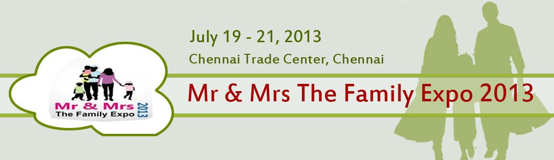 Mr & Mrs The Family Expo 2013