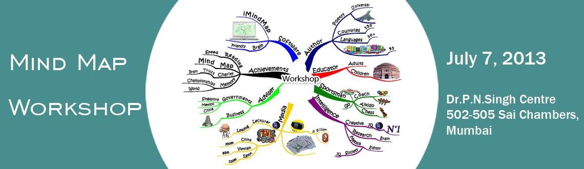 Book Online Tickets for Mind Map Workshop, Mumbai. Mind Map Workshop 