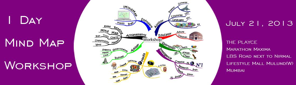 Book Online Tickets for 1 Day Mind Map Workshop , Mumbai. Mind Map Workshop 