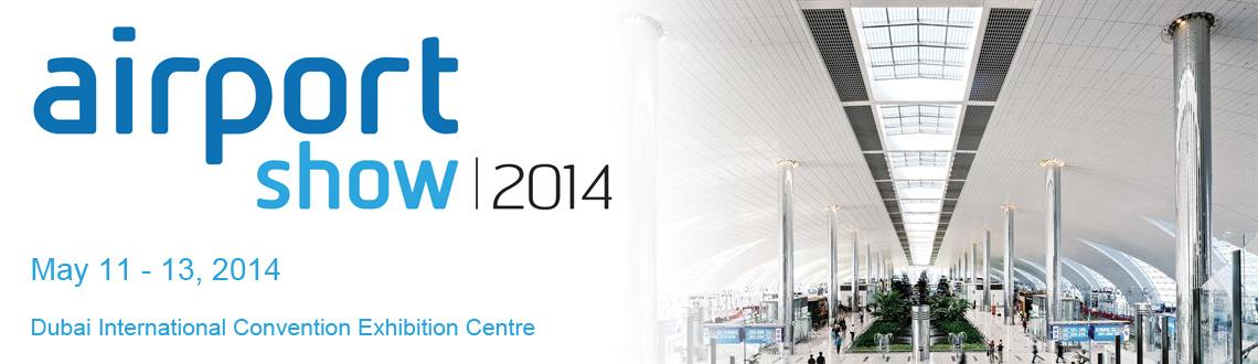 Book Online Tickets for Airport Show 2014, -- Not Fro. Airport Show, the leading airport dedicated event in the Middle East and North Africa and is one of the largest airport related exhibitions in the world.Airport Show's 14th edition will be held from 11th to 13th of May 2014 at the Dubai Interna