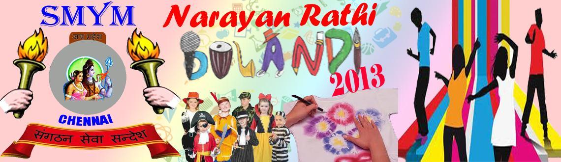 NARAYAN RATHI BULANDI 2013