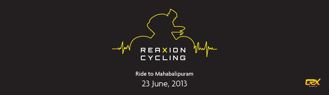 23rd June Reaxion Ride