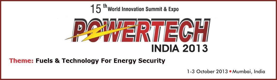 POWERTECH INDIA 2013