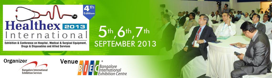 Healthex International 2013