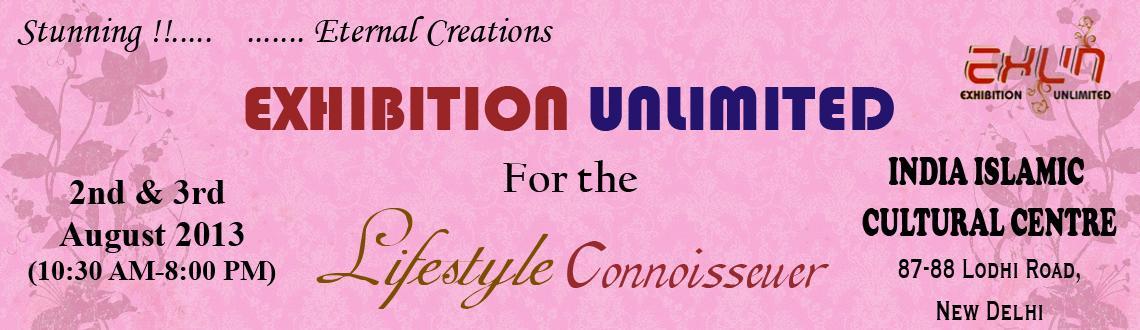 Book Online Tickets for Exhibition Lifestyle Connoisseur- August, NewDelhi.
