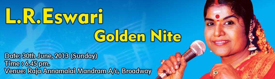 L.R.Eswari Golden Nite